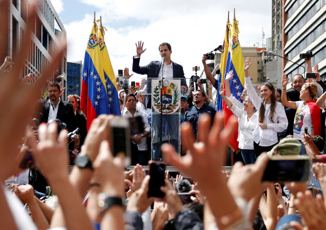 俄外长:委内瑞拉反对派拒绝所有与马杜罗进行谈判的建议