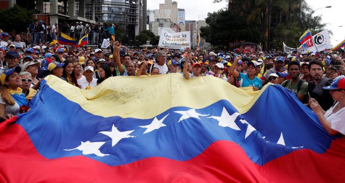 一些要求委内瑞拉举行新选举国家的最后通牒日期已过