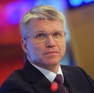 俄體育部長:世界反興奮劑機構收到俄方對所有問題的答復