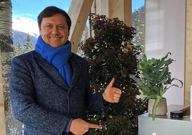 乌克兰总统候选人伊戈尔·舍甫琴柯