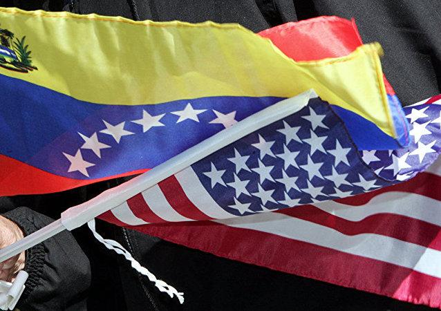 """马杜罗:7名美国外交官留在加拉加斯将就""""利益代表处""""进行谈判"""