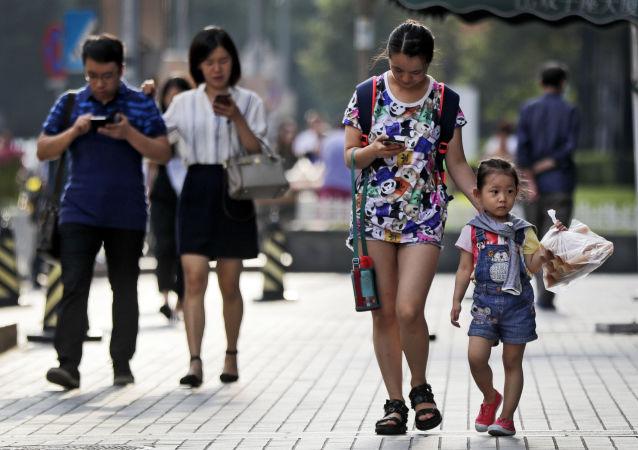智能手机,北京(资料图片)