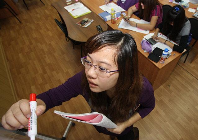 俄专家:俄罗斯汉语学习和教学水平不逊于西方国家