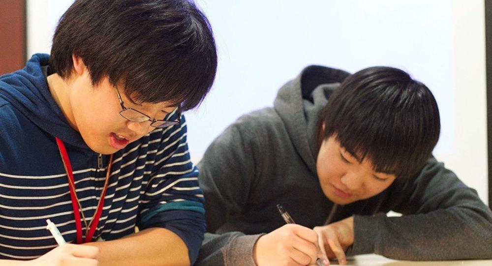 北京首次舉辦衛國戰爭歷史問答測驗 20名俄中學生參加