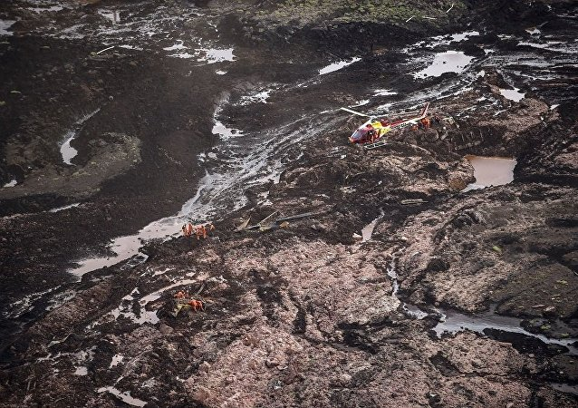 巴西淡水河谷公司礦壩決堤事件死亡人數升至165人