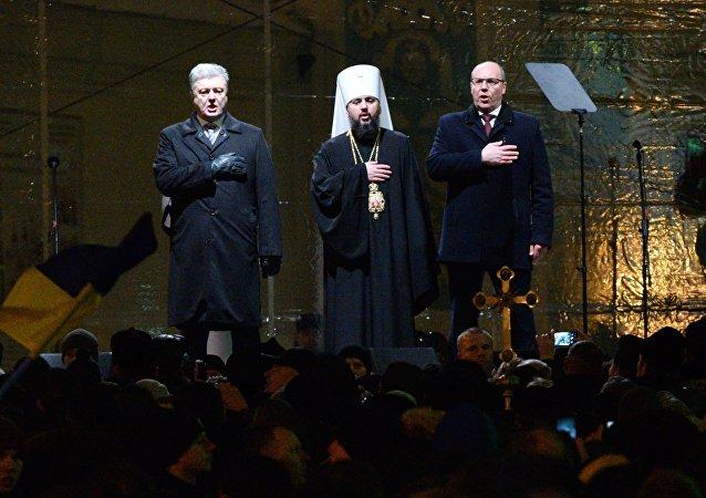 波罗申科前同僚称波氏向画着自己脸的圣像祈祷
