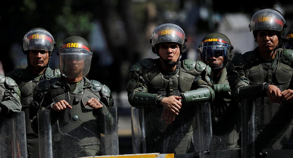 哥伦比亚与委内瑞拉边境宣布进入灾害状态