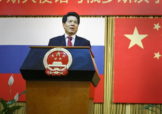 中国驻俄大使:中俄2019年将推动两国关系迈上新台阶