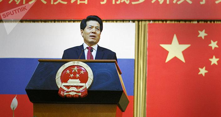 中國駐俄大使:中俄2019年將推動兩國關係邁上新台階