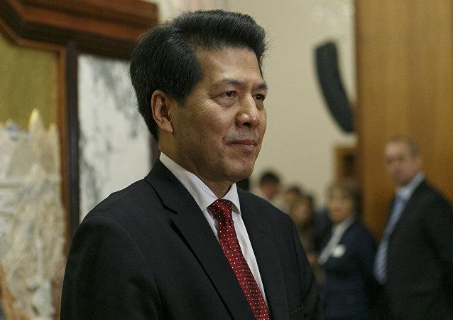 中国驻俄大使:上合组织将在地区和国际事务发挥更积极作用