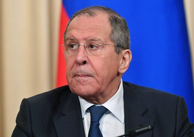 俄外长:美国在巴以冲突调解中的立场引发最大问题