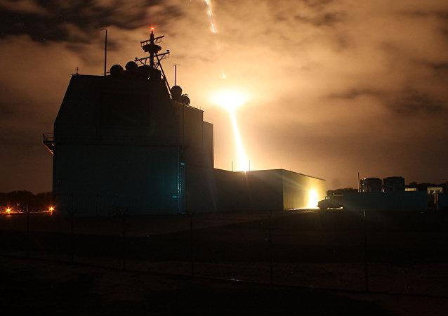 莫斯科對美國在日本部署反導系統的計劃表示擔憂