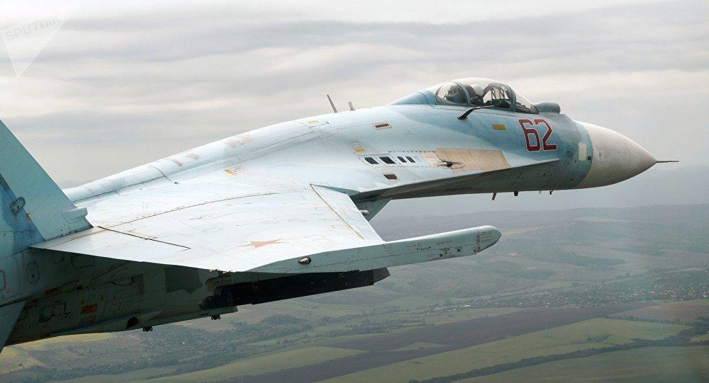 俄軍蘇-27