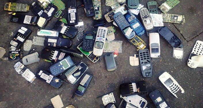 电子品成垃圾