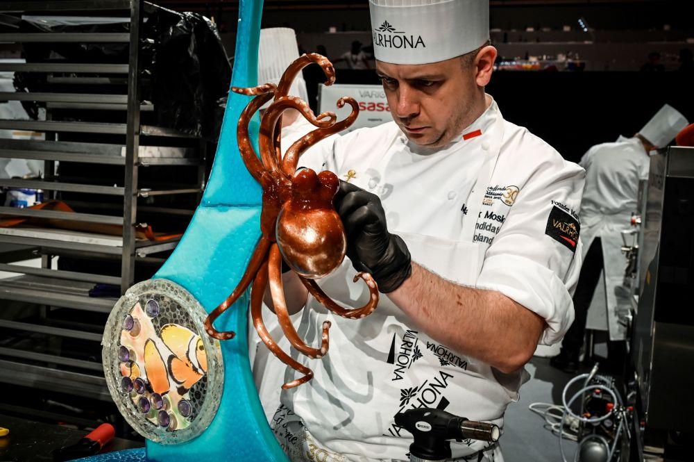 法国国际美食大赛冠军
