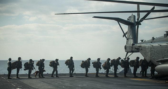 胡蜂號(USS Wasp)航空母艦