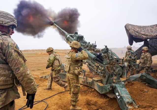 媒体:美国拟说服英法等国参与在叙北部建设缓冲区