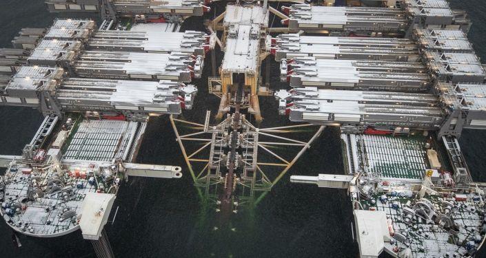 「北溪-2」天然氣管道