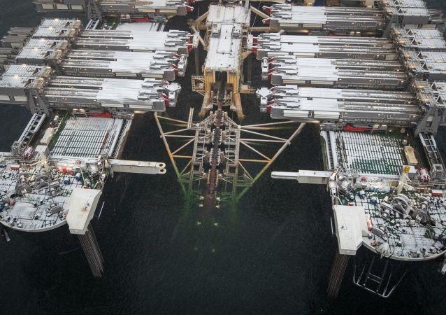 """奥地利总理:维也纳将继续支持""""北溪-2""""项目"""