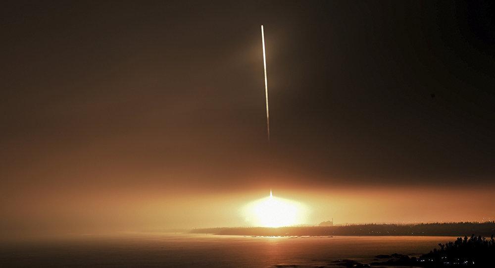 华媒:长征十一号运载火箭将在2019年实施海上首飞