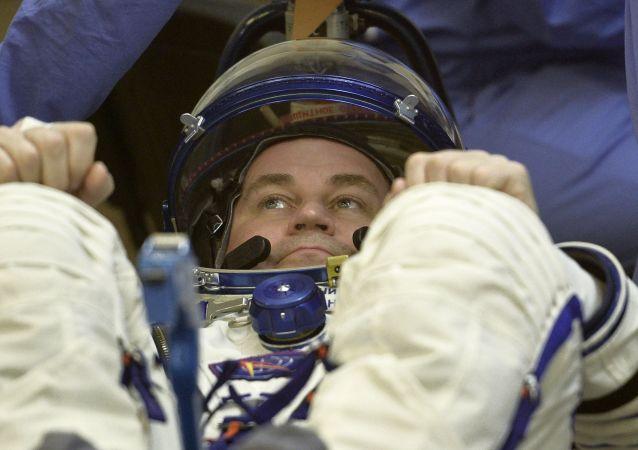 俄罗斯宇航员阿列克谢·奥夫奇宁