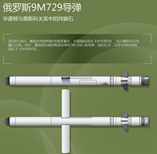 俄罗斯9М729导弹
