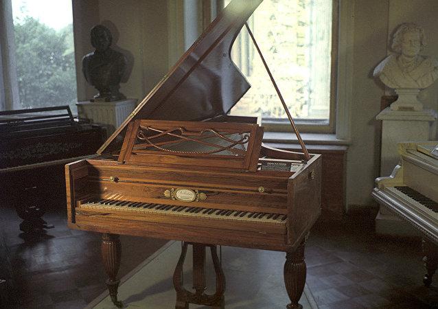 舍列梅捷夫宫—音乐博物馆