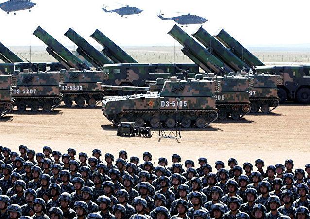 中国三企业进入世界武器生产商前十
