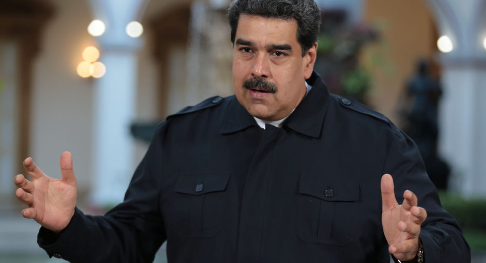 委總統馬杜羅