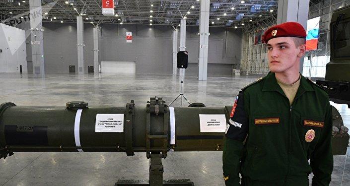 自《中导条约》瓦解以来俄罗斯未进行中程和短程导弹试验