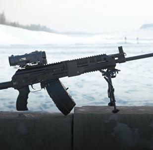RPK-16新机枪:俄罗斯军械员力作