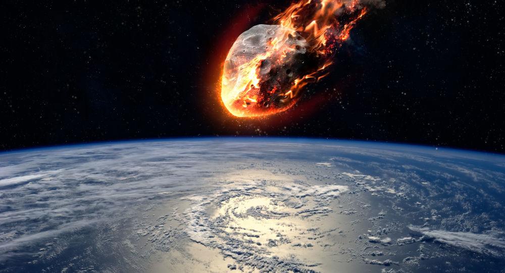 专家分析出一颗足球场大的小行星撞击地球的概率