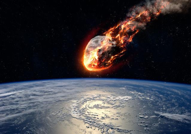 美國宇航局稱有隕石在白令海上空爆炸 威力巨大