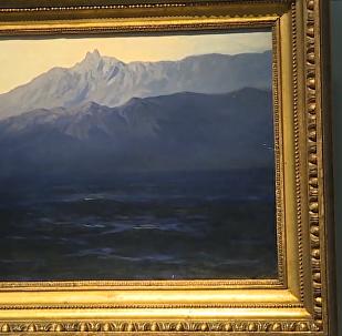 库因吉被盗画作重返特列季亚科夫画廊