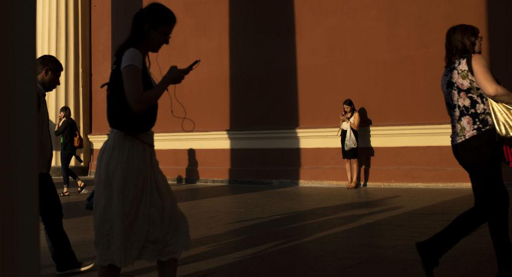俄电子通信协会:76%俄居民使用互联网