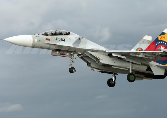 委内瑞拉空军:承认瓜伊多为临时总统的将军是叛徒
