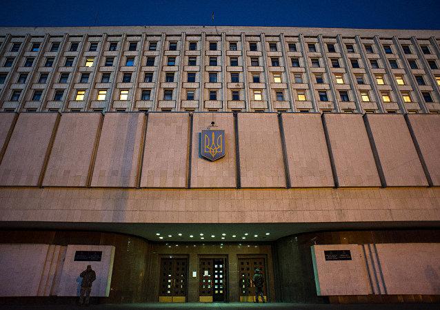 乌克兰中央选举委员会
