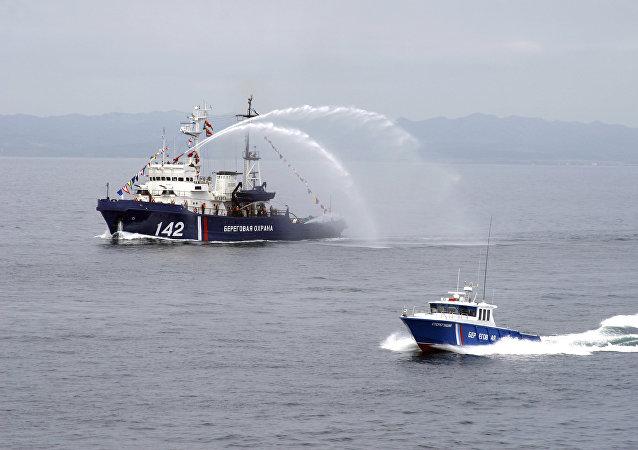 """日本政府:东京将尽力促使俄尽快释放""""西野丸68号""""渔船"""