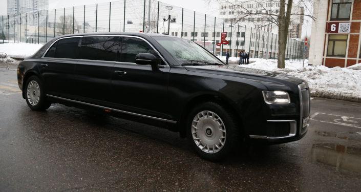 Aurus品牌下的豪华轿车