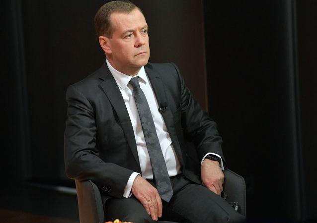 俄总理:俄罗斯经济6年后将能吸引最优秀的人才和思想