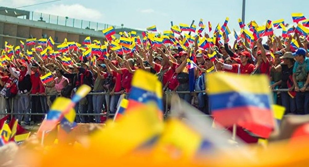 俄外长:俄中愿意加入调解委内瑞拉局势国际小组
