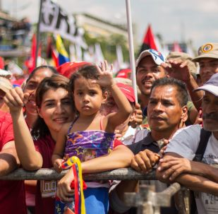 美國務院:美俄外長電話討論委內瑞拉民主過渡問題