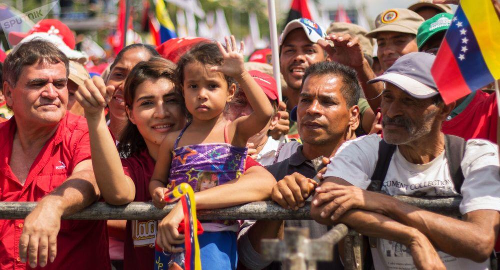 美国务院:美俄外长电话讨论委内瑞拉民主过渡问题