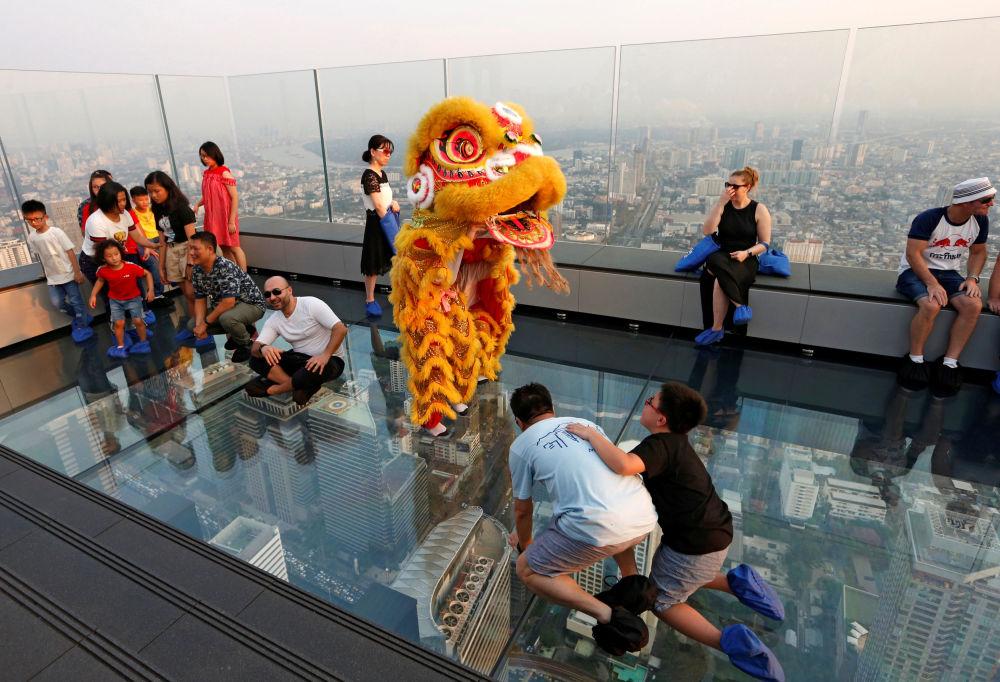 亚洲国家庆祝农历新年