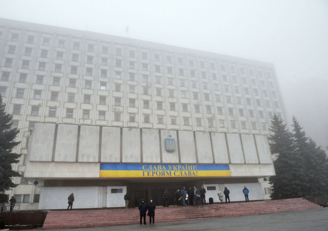 乌克兰中选委