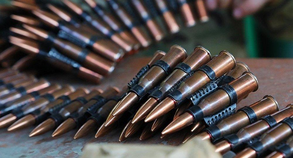 7.62毫米的子彈