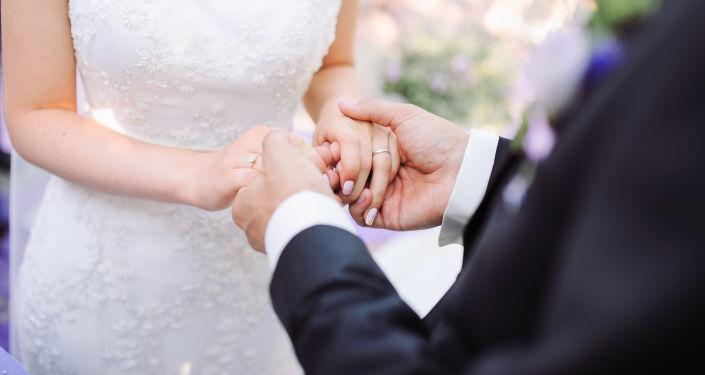 一对科威特夫妇在举行婚礼三分钟后就离婚