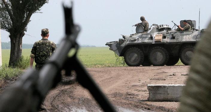 联合国:乌克兰顿巴斯自冲突以来已有3000多平民丧生