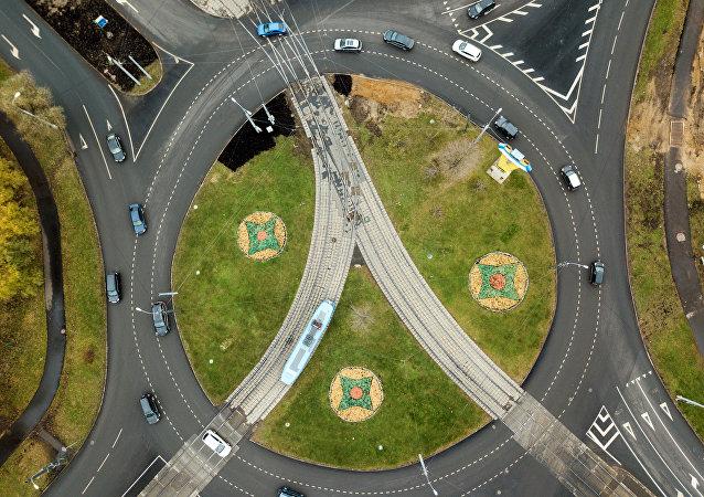 俄媒:一条连接俄中两国的新公路即将诞生