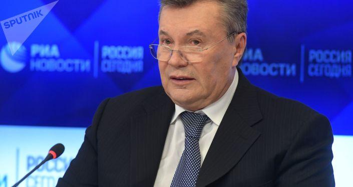 克宫:乌克兰前总统亚努科维奇的安保是普京下令提供的
